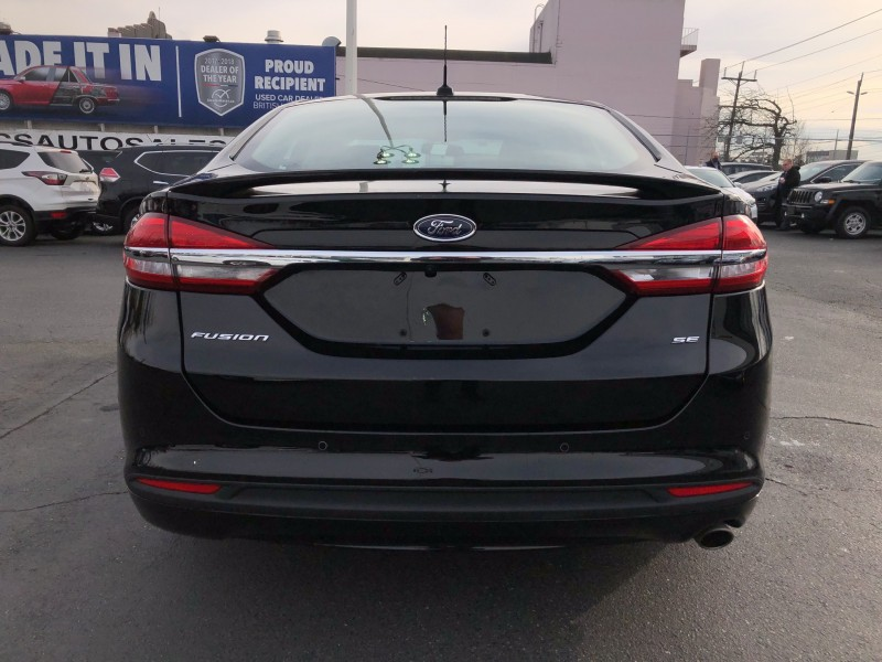 2017 FORD FUSION Bluetooth, Navigation, Leather/Cloth, Sunroof