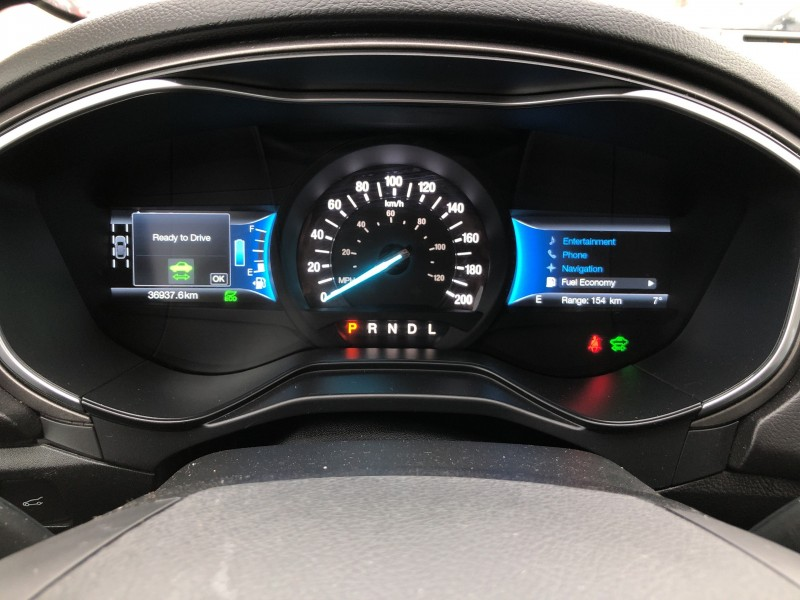2019 FORD FUSION HYBRID SEL Edition, No Accidents, Radar Assist Parking