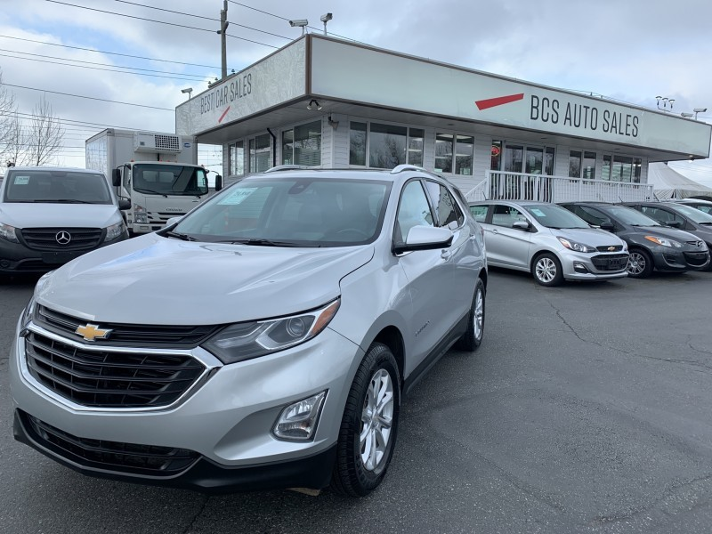 2020 CHEVROLET EQUINOX Navigation, Collision Avoidance Systems, All Wheel