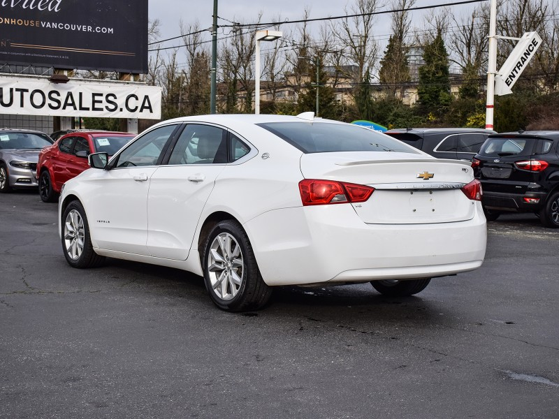2019 CHEVROLET IMPALA One Owner, No Accidents, Leather Seating, LT Model