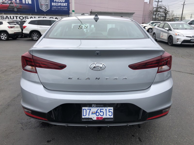 2020 HYUNDAI ELANTRA Preferred w/Sun & Safety Package, Low Kms, 1 Owner