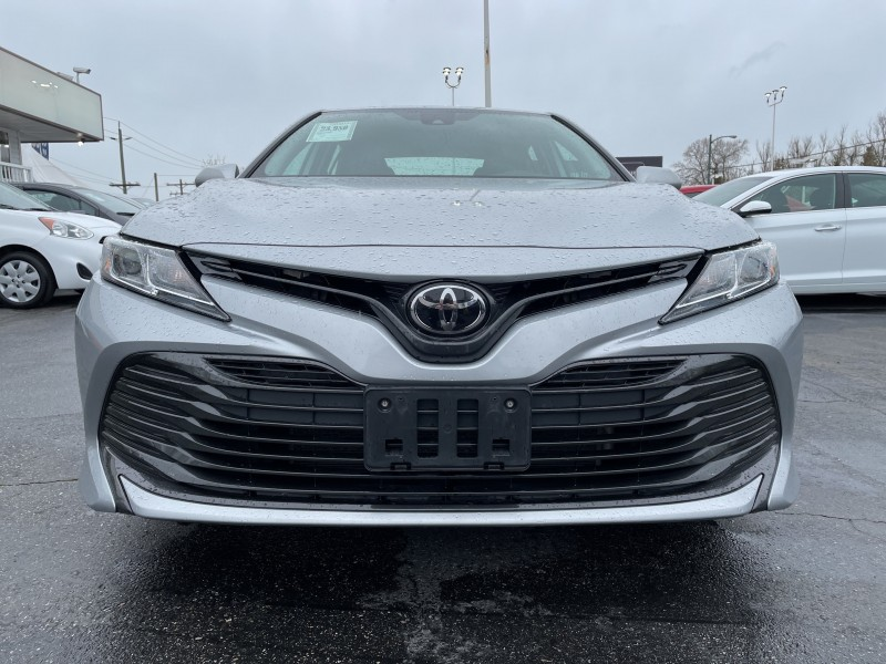 2019 TOYOTA CAMRY Pre-Collision and Lane Departure Warning, Low Kms