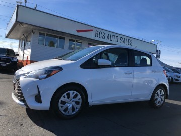 2019 TOYOTA YARIS One Owner, Easy To Drive, Bluetooth. Reliable