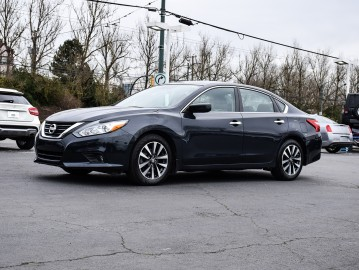 2017 NISSAN ALTIMA 2.5 SV Edition, Power Seat, Blind Spot Detection