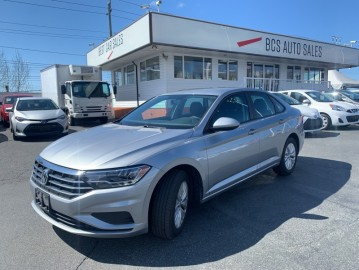 2019 VOLKSWAGEN JETTA No Accidents, Bluetooth, Low Kms, Locally Driven
