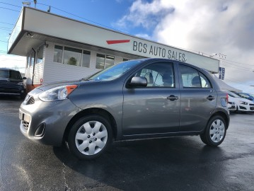 2018 NISSAN MICRA One Owner, No Accidents, Bluetooth, Low Mileage