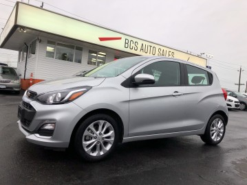 2019 CHEVROLET SPARK One Owner, Bluetooth, No Accidents, Nicely Equip