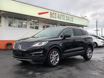 2016 LINCOLN MKC One Owner, Intelligent All Wheel Drive, Navigation