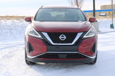 2019 NISSAN MURANO SV - CERTIFIED PRE-OWENED, NO ACCIDENTS, PANO SUNROOF, MOTION ACTIVATED LIFTGATE, NAV, BLIND SPOT