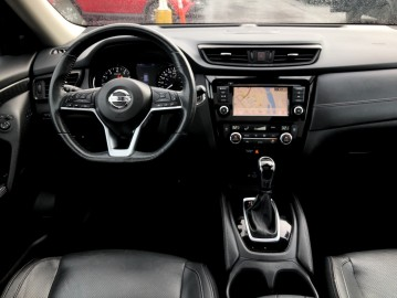 2018 NISSAN ROGUE One Owner, Navi, AWD, Leather, Panoramic Sunroof