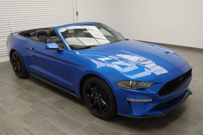 2019 FORD MUSTANG EcoBoost Premium! Loaded!