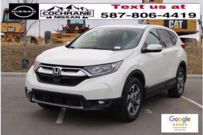 2017 HONDA CR-V EX - NO ACCIDENTS, SUNROOF, HEATED SEATS, REMOTE START,BLUETOOTH,ALL WEATHER MATS,
