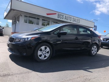 2018 KIA FORTE Fuel Efficient, Bluetooth, Reliable, One Owner