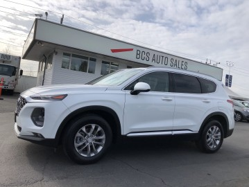 2020 HYUNDAI SANTA FE One Owner, No Accidents, AWD, Bluetooth, Low Kms