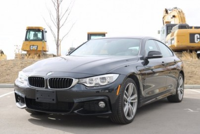 2017 BMW 4 SERIES 440i xDrive - ONE OWNER, NO ACCIDENTS, HEADS UP DISPLAY, MOON ROOF, M PERFORMANCE PACKAGE 2